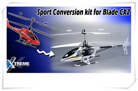 Blade CX2 Upgrades & Blade CX2 Upgrades : Miracle Mart RC Helicopters RC Cars RC ...