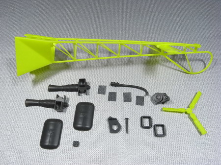 parts for Esky Lama v3 / v2