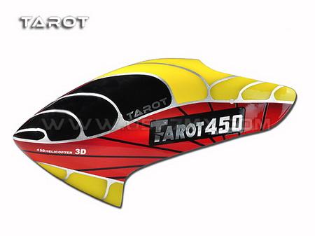 Tarot 450 Pro v2 Canopy High End Shell like No 13 [FYTL4318